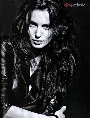 Красивая румынская модель - Катринел Менгиа