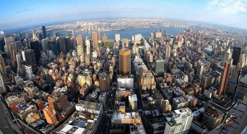 Красивые фото с высоты