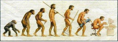 Эволюция в разных странах