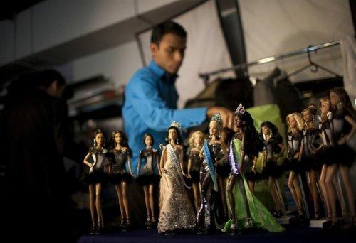 Конкурс красоты для Барби