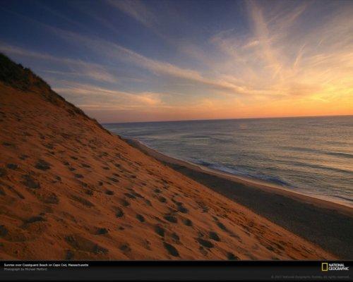 Красивые берега