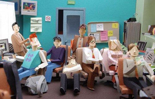 Бумажный офис