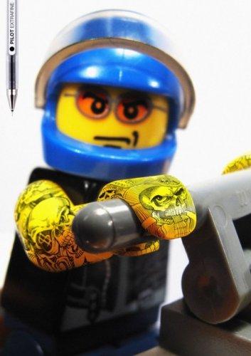 Lego в новом свете