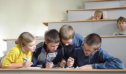 Российская история глазами школьников