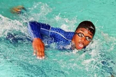 Самый медленный пловец