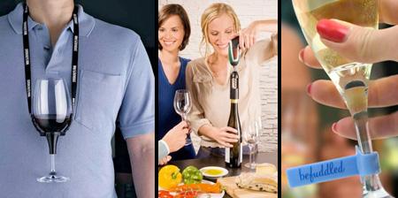 14 аксессуаров для ценителей вин
