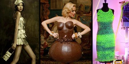 11 креативных моделей платьев