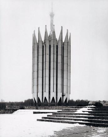 Сделано в СССР: необычная архитектура