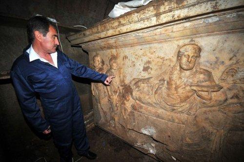 10 открытий в археологии за 2010 год
