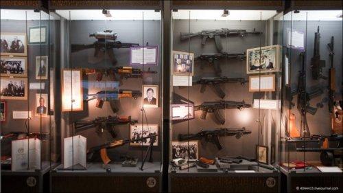 Оружейный музей АК-47