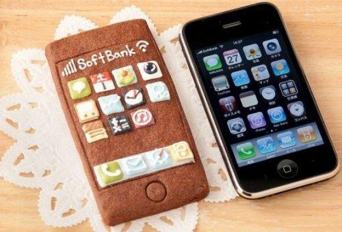 iPhone печеньки