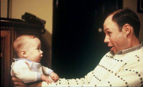 Тогда и сейчас: отец и сын