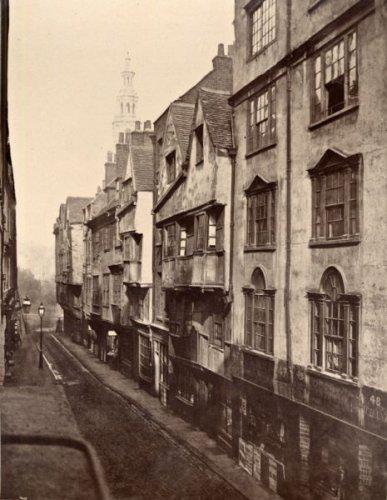 Старый Лондон 1883 года
