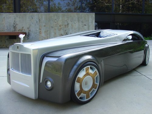 Rolls-Royce Apparition