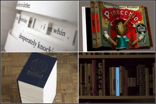 Топ-10 необычных книг