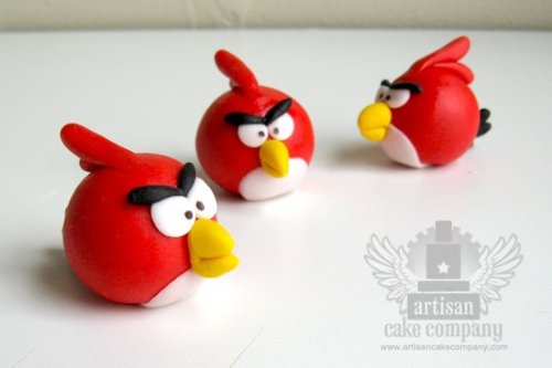 ��������� ��� ������ � ���� ������� �� ���� Angry Birds