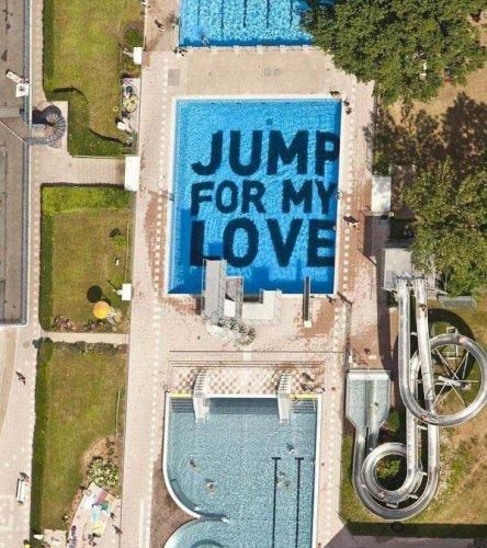 Прыжок во имя любви