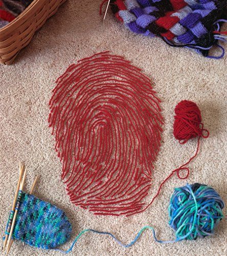 Креативные отпечатки пальцев