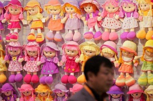 Выставка игр и игрушек в Гонконге