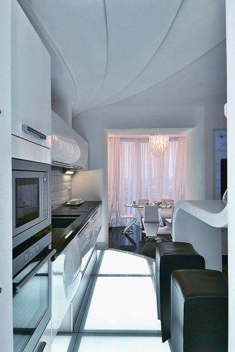 Белая квартира