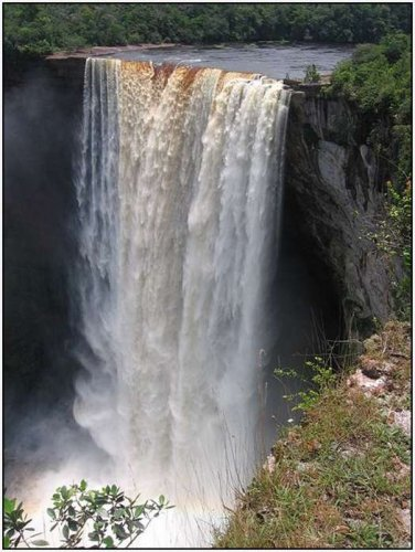 Топ-10 самых красивых и величественных водопадов мира.