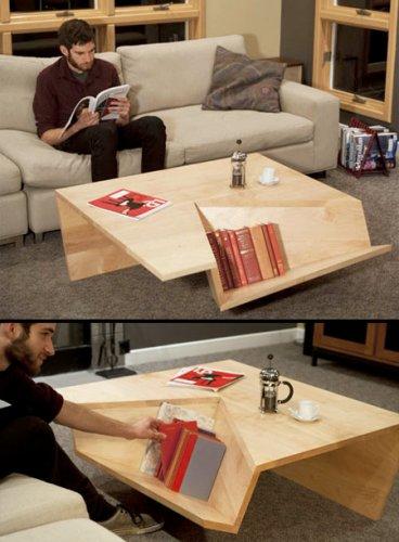 Оригинальные кофейные столики (часть 2)