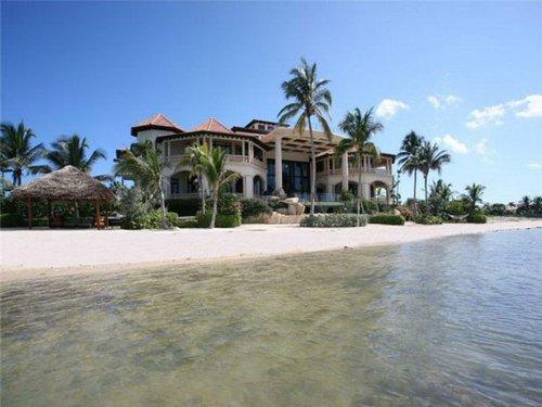 Шикарная вилла Castillo на Карибах