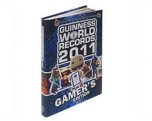 Книга Рекордов Гиннесса: выпуск по видеоиграм 2011 года