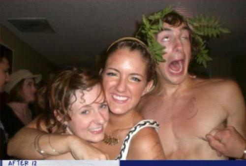 Смешные моменты с вечеринок