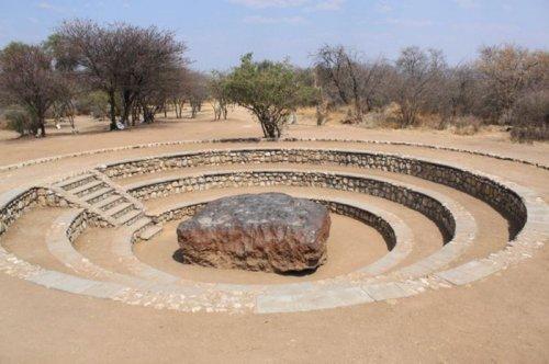 Самый большой метеорит на планете