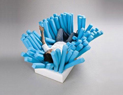 Креативные диваны