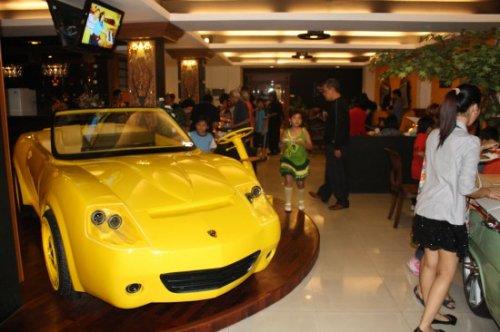 Автомобильный ресторан