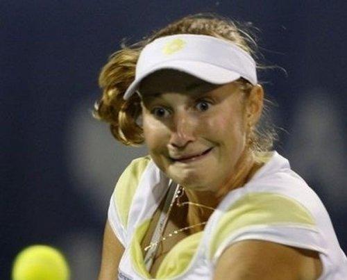 Смешной теннис