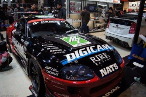 Фотоотчет с выставки Tokyo Auto Salon 2011