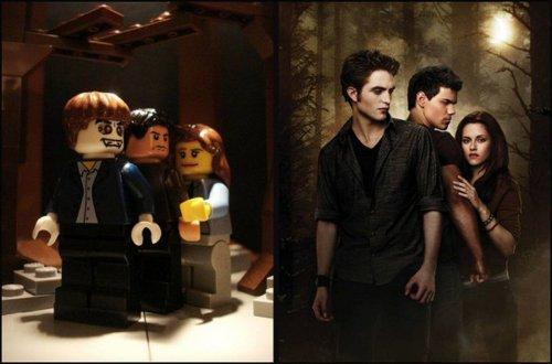 Кинофильмы и LEGO