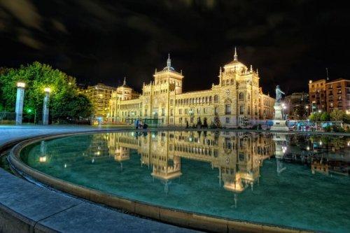 Великолепие испанской архитектуры в HDR фото