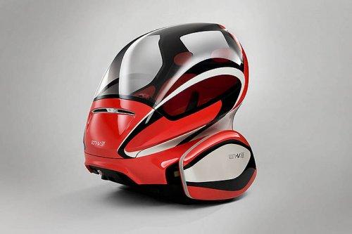 EN-V - автомобиль будущего