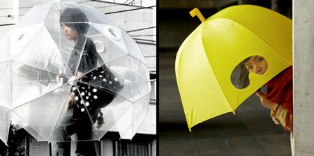 Самые оригинальные зонтики
