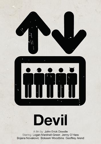 Креативные постеры к фильмам