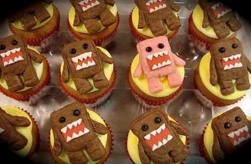 Забавные и вкусные кексы
