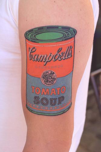 20 изображений самых оригинальных татуировок