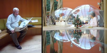 Взгляд французского дизайнера на современный офис