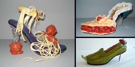 Креативная обувь от Роберта Табора