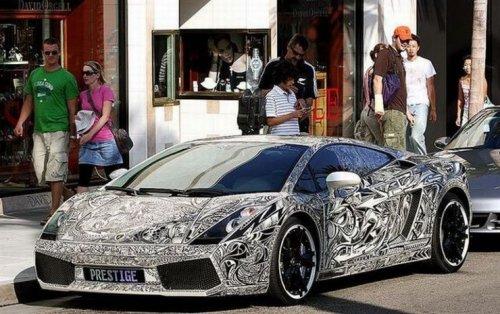 Шикарная модель Lamborghini Prestige