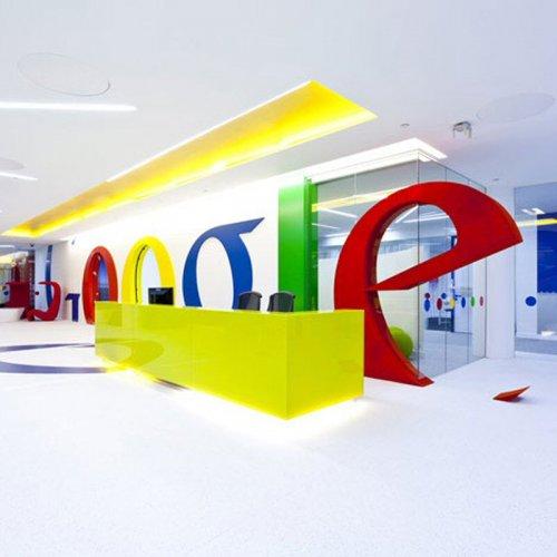Офис Google в Лондоне