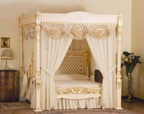 Кровать стоимостью 6.3 миллиона долларов