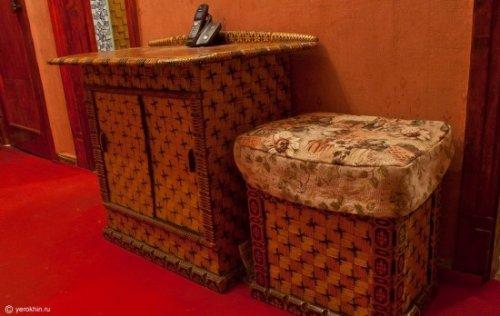 Оригинальная мебель из спичек