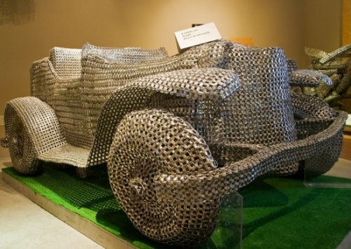 Алюминиевые творения Германа Дайверса