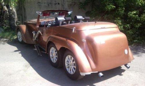 Джаз-лимузин