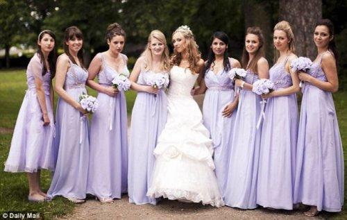 Одержимость свадебными платьями